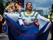 Wiki article on Ecuadorian culture