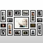 26 PCS White Wood Multi Picture Collage Set Photo Frames Home Decor Wall Mounted | eBay Frame Wall Collage, Photo Wall Collage, Picture Wall, Frames On Wall, Picture Frames, Picture Photo, Gallery Wall Frame Set, Photo Wall Decor, Family Wall Decor