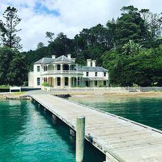 Mansion House @ Kawau Island  #history#weekendescape#cruise