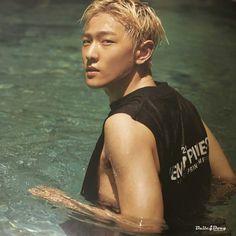 © summertime in bali scans Kim Jinhwan, Chanwoo Ikon, Hanbin, Jyp Trainee, Because He Lives, Dancing King, Weekly Idol, Kim Dong, Yg Entertainment