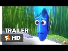 Finding Dory Official Trailer #2 (2016) - Ellen DeGeneres, Albert Brooks Movie HD - YouTube