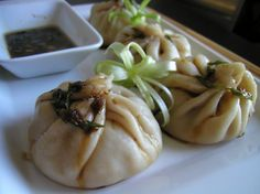 Juicy Steamed Dumplings