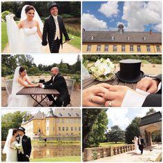 Hochzeitsreportage auf Schloss Dyck (c) hochzeitsreportage.tv