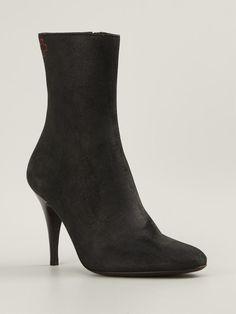 A.f.vandevorst 'x1030' Ankle Boots - A.f. Vandevorst - Farfetch.com Designer Boots, Knee Boots, Cravings, Ss, Booty, Ankle, Heels, Shopping, Women