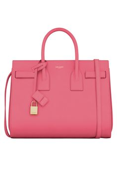 d4230b84360  theLIST  The List  Spring Is In the Bag. Ysl HandbagsYves Saint Laurent  BagsPink LeatherLatest ...