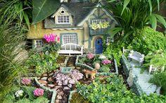 tonkadale-greenhouse-fairy-garden-yellow-house
