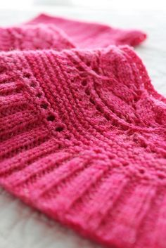 Knitting Pattern Shawl: Pleiades on Ravelry