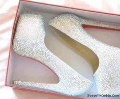İnci Ve Taşlı Gelin Ayakkabıları Taşlı Gelin Ayakkabı Modelleri (19) – Moda, Kıyafet Modelleri, Bayan Giyim, Gelinlik Modelleri,Saç Bakımı Sosyetikcadde.com