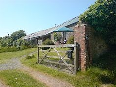Holiday Barns in Stackpole, Nr. Pembroke, Wales W664