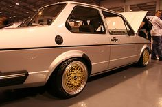 Jetta Mk1, Volkswagen Jetta, Vw Racing, Vw Fox, Bbs, Android Codes, Golf 1, Water Cooling, Mustang Cars