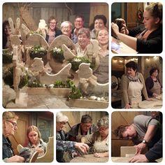 Workshop Paas. Combu steigerhout en vers bloemwerk @ GoedGevonden , info@goedgevonden-wonen.nl