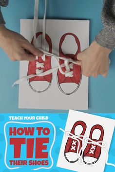 phone wall paper videos A fun and creative DIY craft to help your little ones learn how to tie their shoes. All you need is a piece of cardboard, a marker, a hole puncher and laces! Tying Shoes For Kids Teaching, Easy Diy Crafts, Diy Crafts For Kids, Learn To Tie Shoes, Cardboard Crafts Kids, Carton Diy, Hole Puncher, How To Teach Kids, Fun Activities For Kids