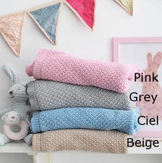 Κουβέρτα αγκαλιάς πλεκτή Μπεζ Sia Beige Palamaiki - Home-accessories Pink Grey, Beige, Home Accessories, Throw Pillows, Baby, Products, Cushions, Home Decor Accessories, Decorative Pillows