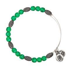 Cool green bangle