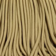 550 Paracord Gold (#164-169)