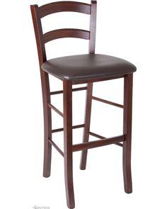 como stool 72cm - upholstered