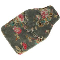 Vintage Floral hot water bottle cover