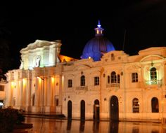 Popayan+Architecture | Getting a tour of the colonial architecture of Popayán. Iglesia de ...