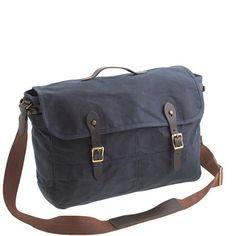 Abingdon messenger bag - AllProducts - nullsale - J.Crew