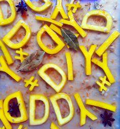 #DIY Edible TV channels #TV2 Fri #Food #Perfomance