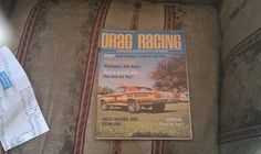 DRAG RACING JANUARY 1969