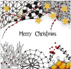 Merry Christmas by Mariët Dronten, via Flickr