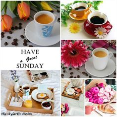 Have a great Sunday everyone. Morning Mood, Good Morning Coffee, Morning Wish, Sunday Morning, Happy Sunday Quotes, Good Morning Quotes, Happy Weekend, Happy Day, Weekday Quotes