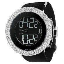 Gucci I-Gucci Mens Custom Diamond Watch 7.25 Ctw..Iced out face ..haha
