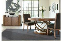 Bessemer Accent Table In Drexel Heritage's New Fischer Park Entrancing Drexel Dining Room Furniture Design Inspiration
