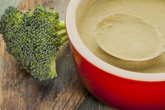 "Broccoli and ""Cheddar"" Soup 