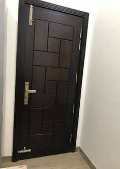 Ev best Ideas single main door design entrance How to Choose a Color When Painting Flush Door Design, Door Gate Design, Entrance Design, Interior Door Styles, Door Design Interior, Wooden Front Door Design, Wooden Front Doors, Single Main Door Designs, Modern Wooden Doors