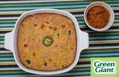 Sweet and Spicy Cornbread with Chipotle-Honey Butter from SparkPeople