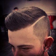 Should I get a hard part haircut?