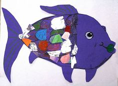 Rainbow Fish Lesson and Tricking Kids into Sharing!