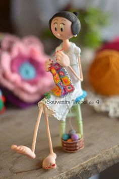 Jessica Rabbit, Clay Crafts, Diy And Crafts, Biscuits, Popeye The Sailor Man, Fondant Figures, Pasta Flexible, Dry Clay, Paper Clay