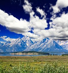Unique Tourist Destinations in the United States: Grand Teton National Park