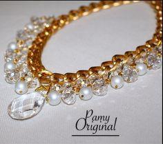 Perlas y cristales!