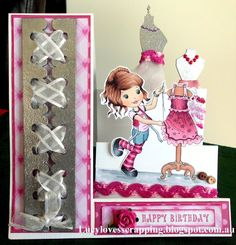My Craft Spot: Winners for Challenge # 83 - Bling it up!!