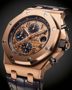 Audemars Piguet Royak Offshore Chronograph 18K Rose Gold Limited Edition