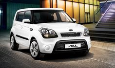 Kia Soul- Something bout this car I love!