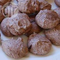 Rezeptbild: Einfache Schokoladenmakronen