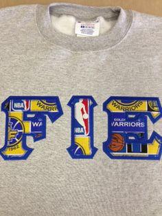 english stitch letters custom fabric