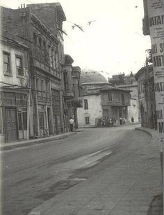 Boş Ortaköy Caddeleri