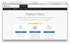 livestream http://new.livestream.com/platform/pricing