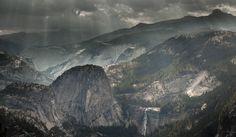 A Darker Side of Yosemite. Washburn Point, CA [OC][2000X1165] - Imgur