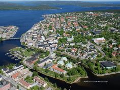 Härnösand, Sweden. I lived there for almost a year :)