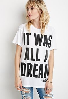 Dream Graphic Tee | Forever 21 - 2000156941 themakeovermom  The Makeover Mom  Fall 2015 Color Fashion Trends