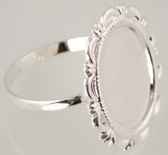 frame ring style for a finger tattoo