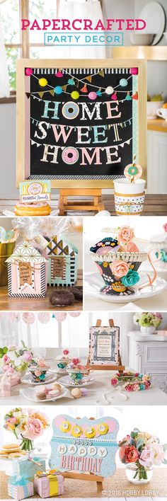 It's your party, you can DIY if you want to!