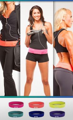 FlipBelt that holds phones, cards, keys, and more while you jog// neeed//